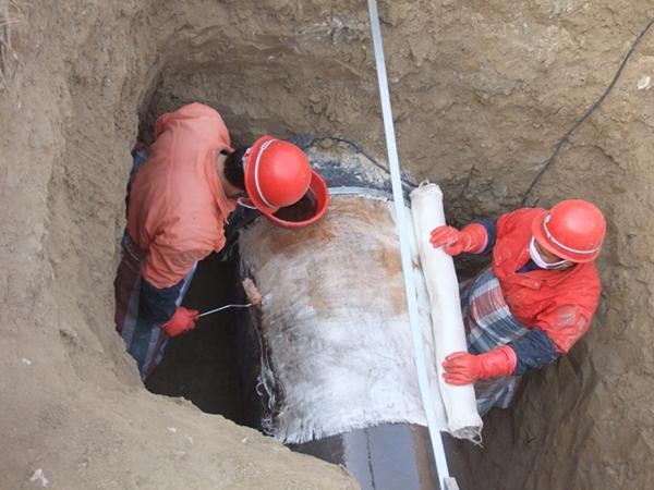 管道修复工程