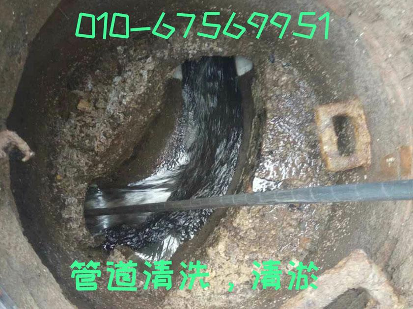 污水管道清洗疏通